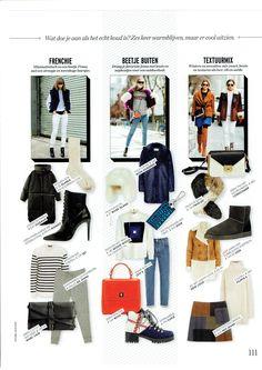 #HouseOfDagmar oversized parka coat spotted in ELLE magazine
