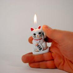 lucky cat lighter