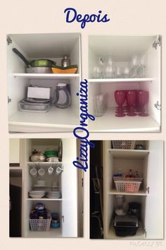 cozinha organiza