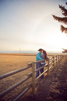 Cowboy Love   Engagement Session