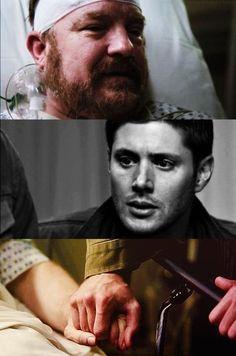 #Supernatural 7x10 Death's Door