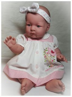 Birdie my Lily Berenguer doll Baby Alive Doll Clothes, Baby Alive Dolls, Newborn Baby Dolls, Reborn Babies, Doll Houses, Beautiful Babies, Lily, Baby Dolls For Toddlers, Amor