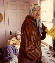 grey gardens, edith and edie bouvier beale- one of the Strangest documentaries I ever watched