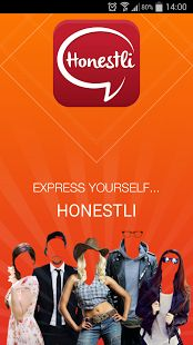 Express yourself Honesti and Anonymously