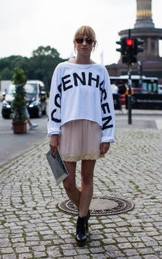 during Berlin Fashion Week - The Cut