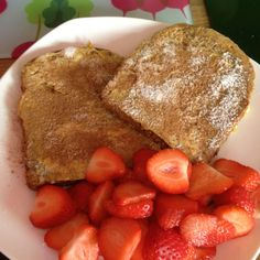 Slimming World friendly french toast!