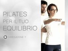 Video Pilates Lezione 7 | Pilates per il tuo Equilibrio