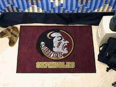 Florida State University Seminoles Starter Mat $25.00