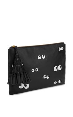 Nocturnal Georgiana Clutch by Anya Hindmarch for Preorder on Moda Operandi