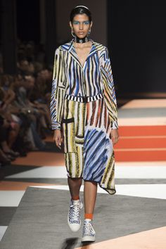 Missoni Spring 2016 Ready-to-Wear Fashion Show