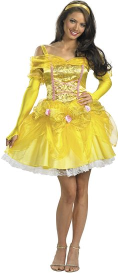 Belle Sassy Costume  Beauty & the Beast - Fairy Tale Costumes at Escapade™ UK - Escapade Fancy Dress on Twitter: @Escapade_UK