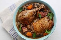 Coq Au Vin | Top 100 BuzzFeed Recipes I Want To Try
