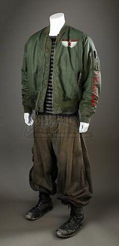 PACIFIC RIM - Cherno Alpha Ground Crew (Michael Bodner) Costume - Current price: $725
