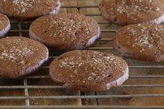 Chocolate and Coffee Vino Cotto Biscuits ~ Chocolate and coffee flavoured liqueur, what's not to love? Recipe Of The Day, Tart, Biscuits, Sweet Treats, Bread, Chocolate, Baking, Coffee, Recipes