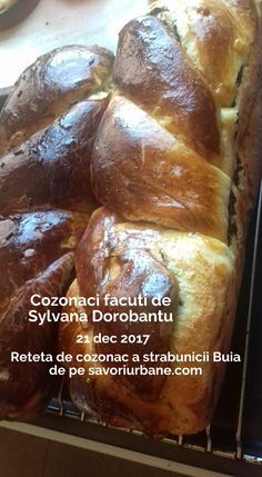 Sweet Bread, Banana Bread, Bakery, Food And Drink, Ice Cream, Sweets, Desserts, Romania, Easter