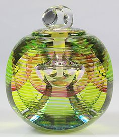 Blake Street Studio Perfume Bottle by Kit Karbler and Michael David