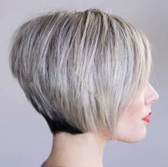 Short Hairstyle 2018 – 139