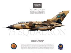 ROYAL SAUDI AIR FORCE 11 FLYING WING,  75 SQUADRON DHAHRAN, KING ABDULLAH AZIZ AB