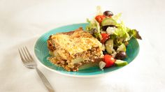 Greek Potato Moussaka - Beef or Lentil Epicure Epicure Recipes, Greek Recipes, Moussaka Recipe, Greek Potatoes, Vegetarian Menu, Ground Beef Recipes Easy, Specialty Foods, Baking Supplies, Ground Beef Recipes
