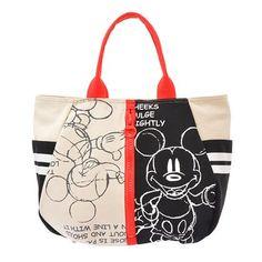 Mickey Mouse Fun Tote Bag