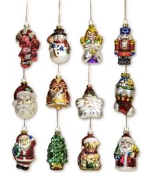 Holiday Heirloom Ornament Set. Grandma would LOVE to see these on the tree #TreeClassicsChristmas