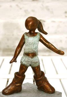 Babke's Bronzen Beelden - Beelden