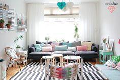 IDA interior lifestyle for Nordic Love