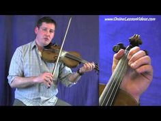 COTTON EYED JOE - Bluegrass Fiddle Lessons by Ian Walsh - YouTube