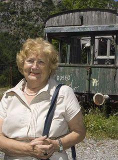 """Lola Pardo, espia en la II Guerra Mundial a favor de la Resistencia. Maravillosa mujer. """"En 60 años jamás dije a mi marido - guardia civil - que fui espía"""""""