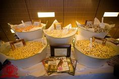 Popcorn bar by TinaStagner
