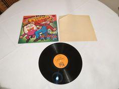 Nursery Rhyme Disco Kid stuff KS171  ABC song Bridge LP Album RARE Record vinyl