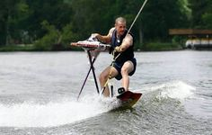 Let's iron out the details of how this works. #ExtremeIroning #Competing #SummerofDoing