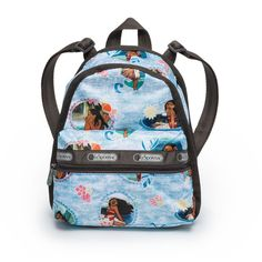LeSportsac Reveals New Moana Designs Being Released This November