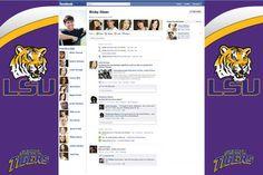 Custom Profile Layouts, Custom Profile Themes, Custom Profile Backgrounds