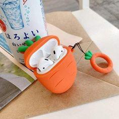 Carrot Airpod Case