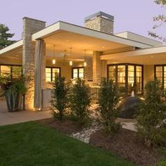 1000 Images About Flat Roof Homes On Pinterest Roofing