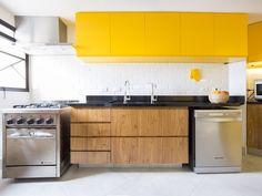 amarelo arquitetura :: apartamento RE