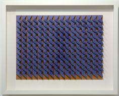 """Nutmeg Blue"" by Gregg Welz, Drawing Paper, 16"" x 20"""