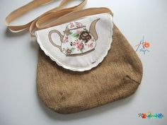 Gentuta teatime Handmade Bags, Tea Time, Coin Purse, Lunch Box, Wallet, Purses, Handbags, Handmade Purses, Coin Purses