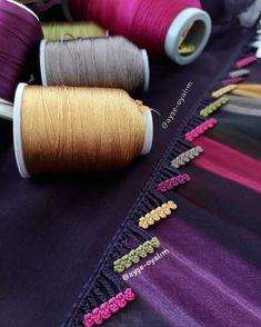 Baby Knitting Patterns, Crochet Patterns, How To Tie Ribbon, Crochet Lace Edging, Crochet Designs, Embroidery, Needlepoint, Crochet Pattern, Crochet Tutorials