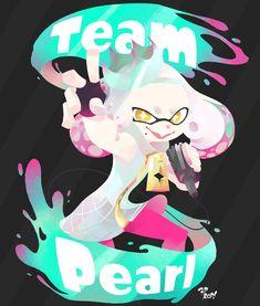 Splatoon 2 Art, Splatoon Memes, Pearl And Marina, Pokemon, Space Invaders, Best Waifu, Fire Emblem, Best Games, Zine
