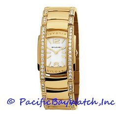 Bvlgari Assioma D Ladies AA31WGD1GD1