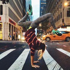 NYC turns expectations on their head - @sjanaelise on IG