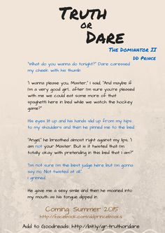 Truth or dare sex story photos 23