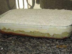 TORTA MINEIRA COM ABACAXI - Culinária-Receitas - Mauro Rebelo