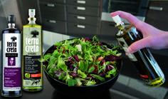 Terra Creta - sprays for salad