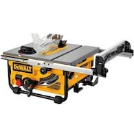 Save On Tools At Lowes Com With Images Jobsite Table Saw Table Saw Portable Table Saw
