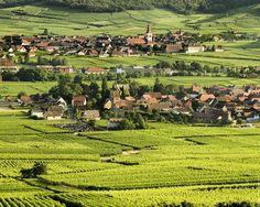 L'Alsace, découvrir cette region joyau de culture Franco-Allemande.
