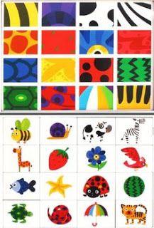 Colourful printable perfect for practicing visual discrimination Montessori Materials, Montessori Activities, Preschool Worksheets, Learning Activities, Toddler Activities, Preschool Activities, Kids Learning, Gifted Kids, Kids Education