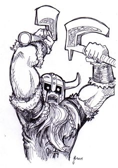 Champion of the Day 53 Olaf, the Berserker